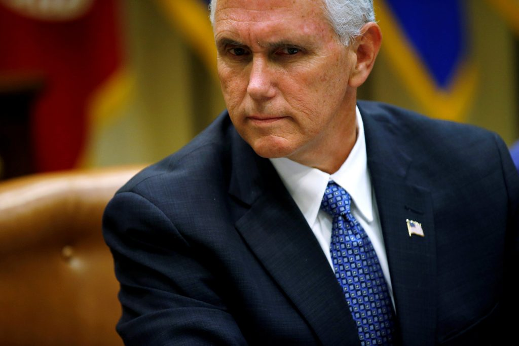 Pence, Hires, Outside, Counsel, Deal, Russia Probe, Inquiries