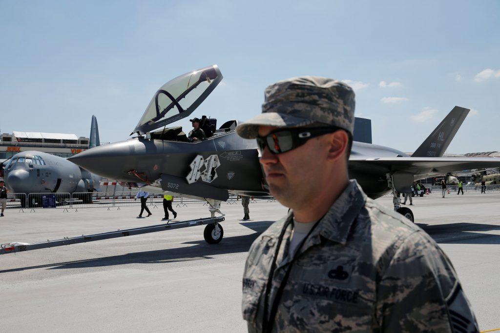 Lockheed F-35