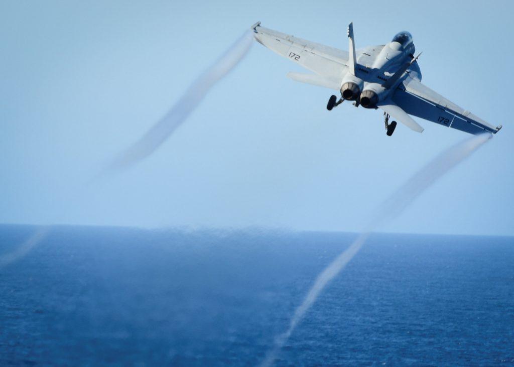 syria aircraft