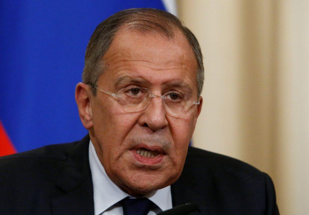 Russia Syria, U.S., chemical, Lavrov