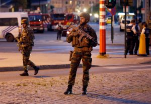 Brussels explosion