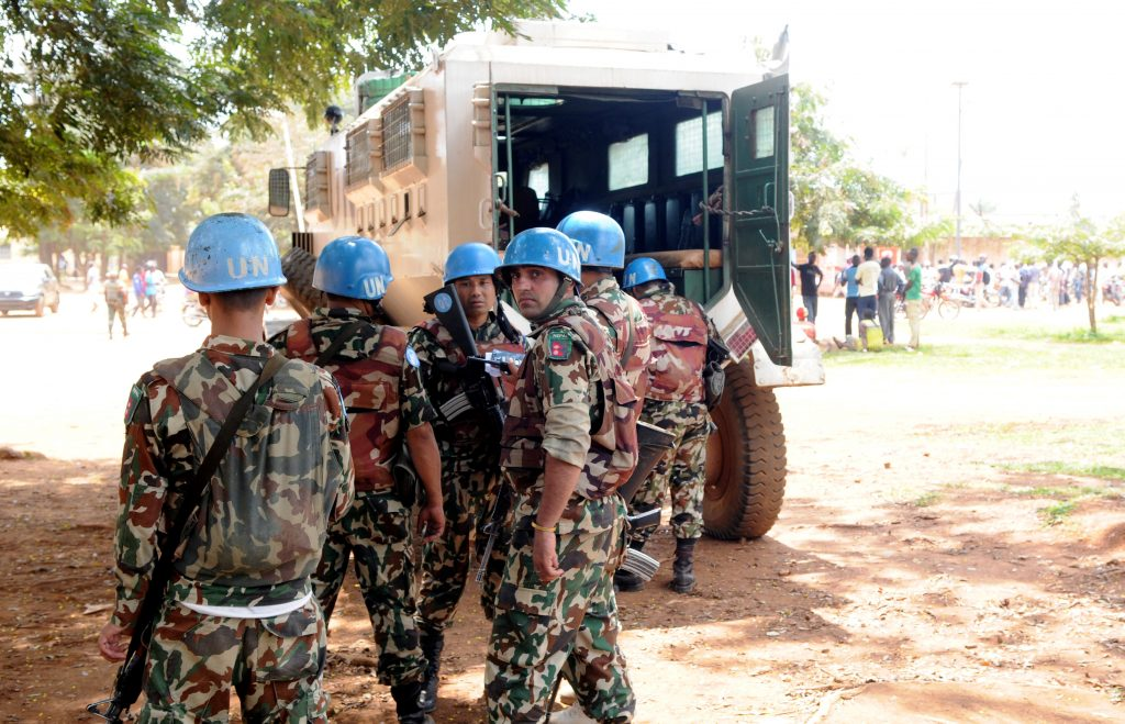 U.N., Peacekeeping, Budget, U.S.