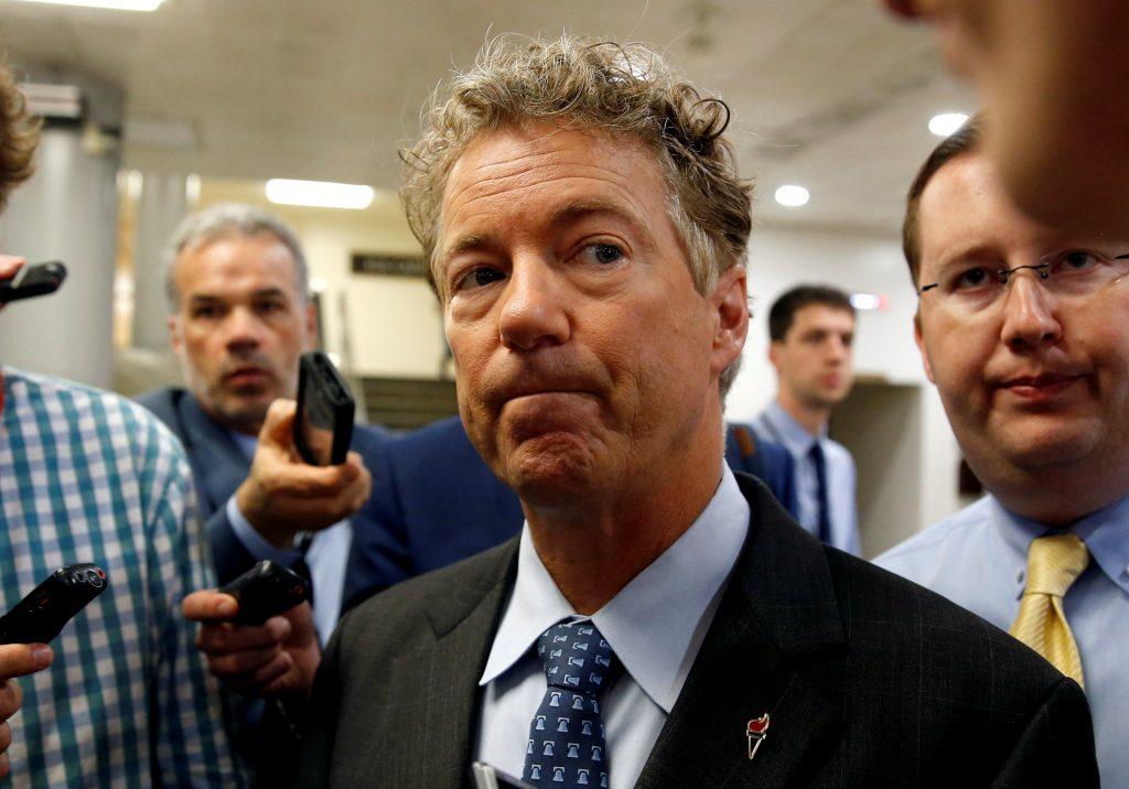 Four, GOP Senators, Oppose, Senate, Health-Care, Measure, Current Form