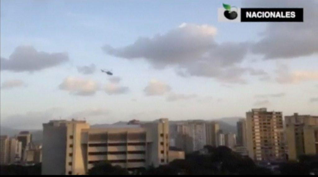 Venezuela, Helicopter, Court, Terrorist Attack