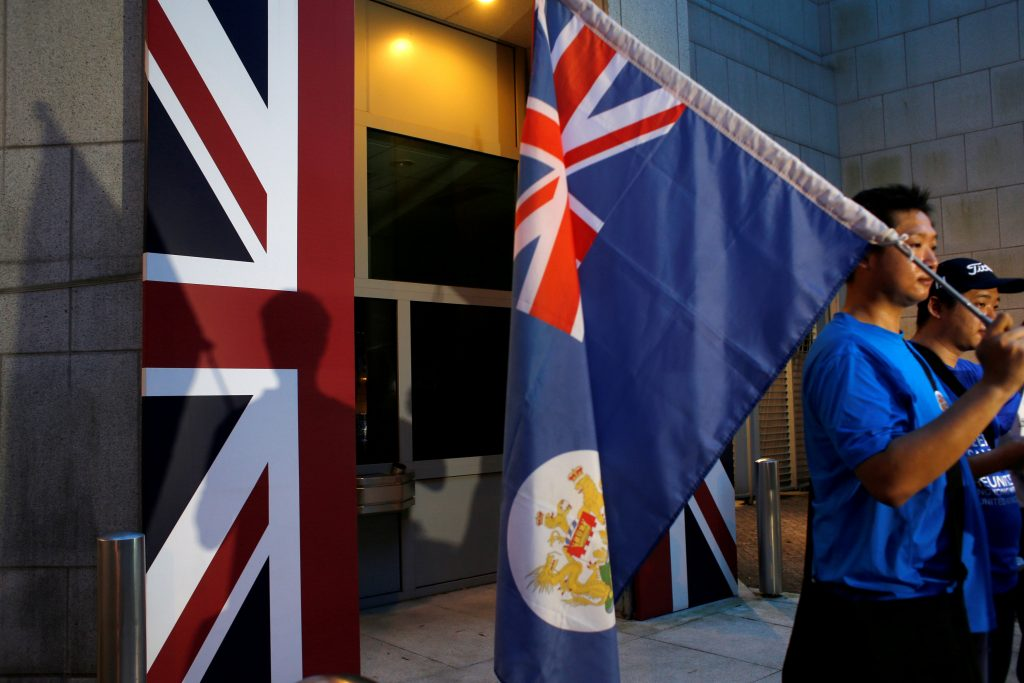 Hong Kong, Residents, British Passports, Fears