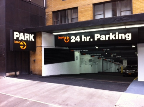 Parking Garage, Chain, Refund, Living Wage, Fees
