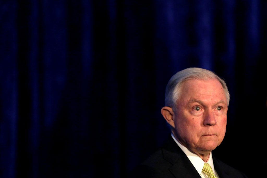 Attorney General, Sessions, Hires, Private Attorney, Pence, Expresses, Support