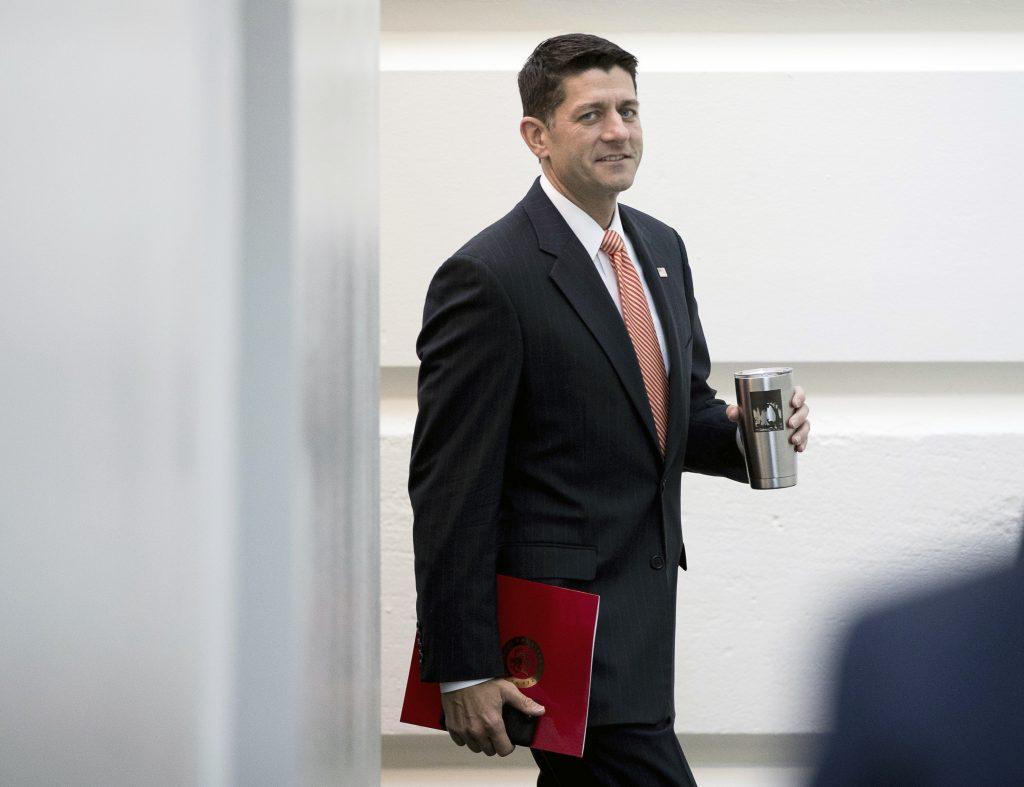 GOP, spending, Paul Ryan