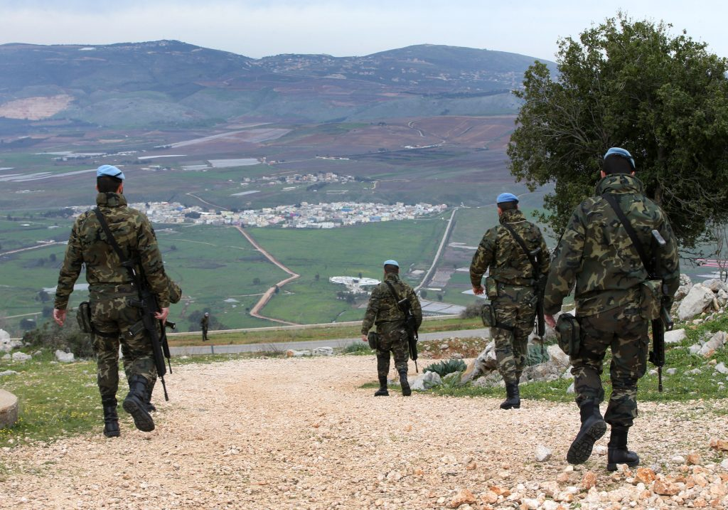 Hezbollah, Green without borders, UNIFIL