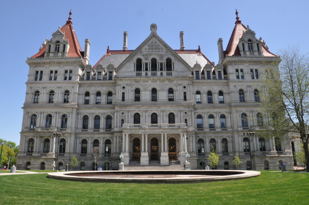 new york constitutional convention