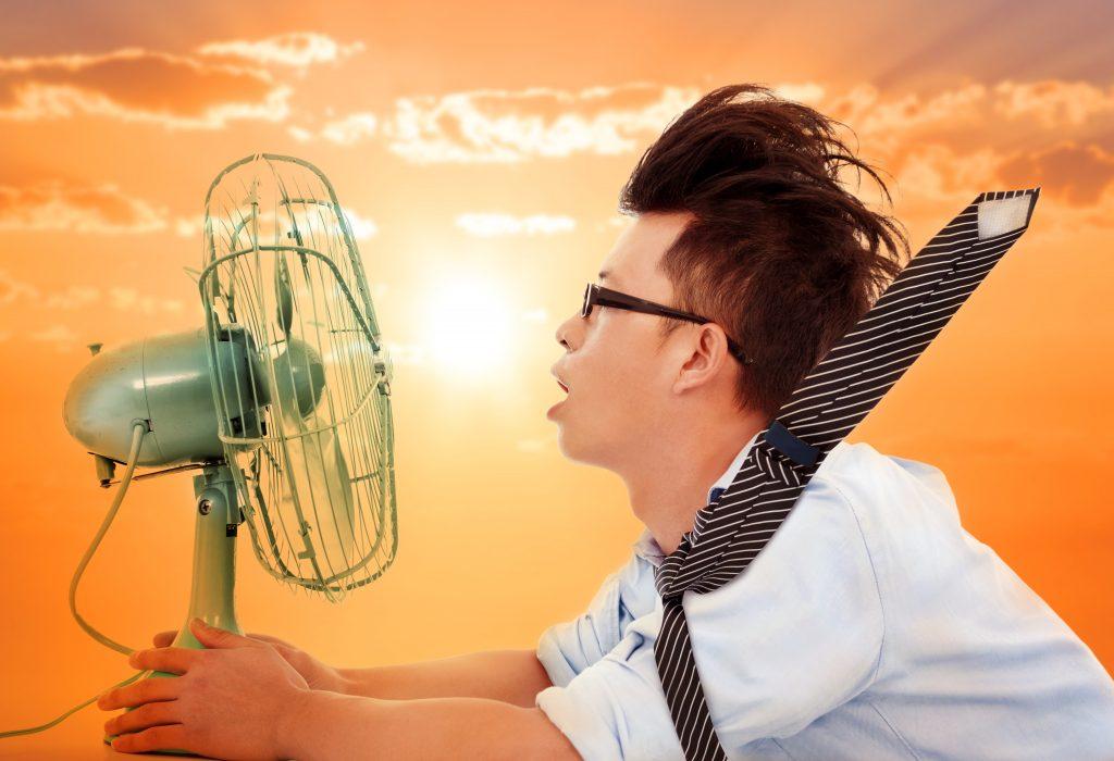 heat wave smog, heat wave, smog