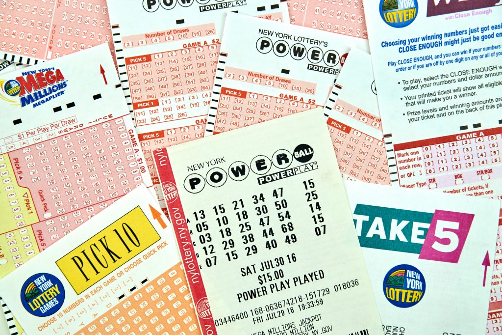 New York Lottery, Lotto