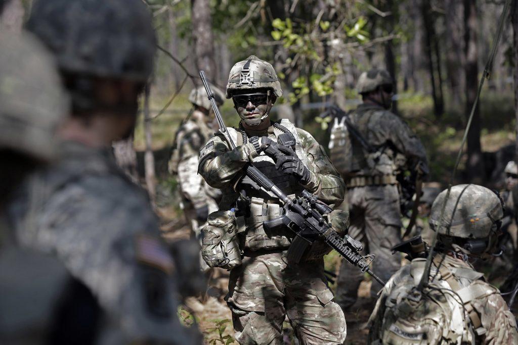 Troops, Army, Offers, $90K Bonuses, Reenlist