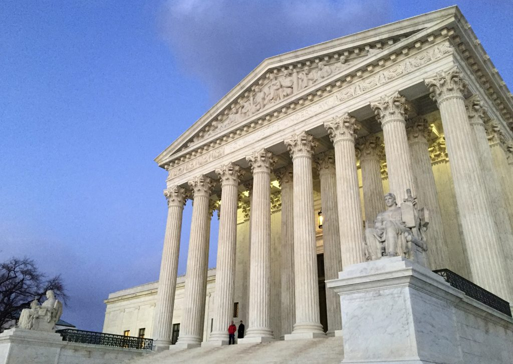 Supreme Court, Affirms, NC, North Carolina, Legislative Districts, Racial Gerrymanders