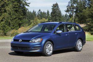 station wagon, SUV, Volkswagen