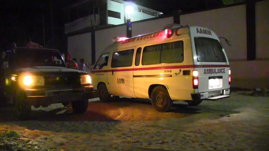 Hostages, Held, 9, Killed, Attack, Somalia Restaurant