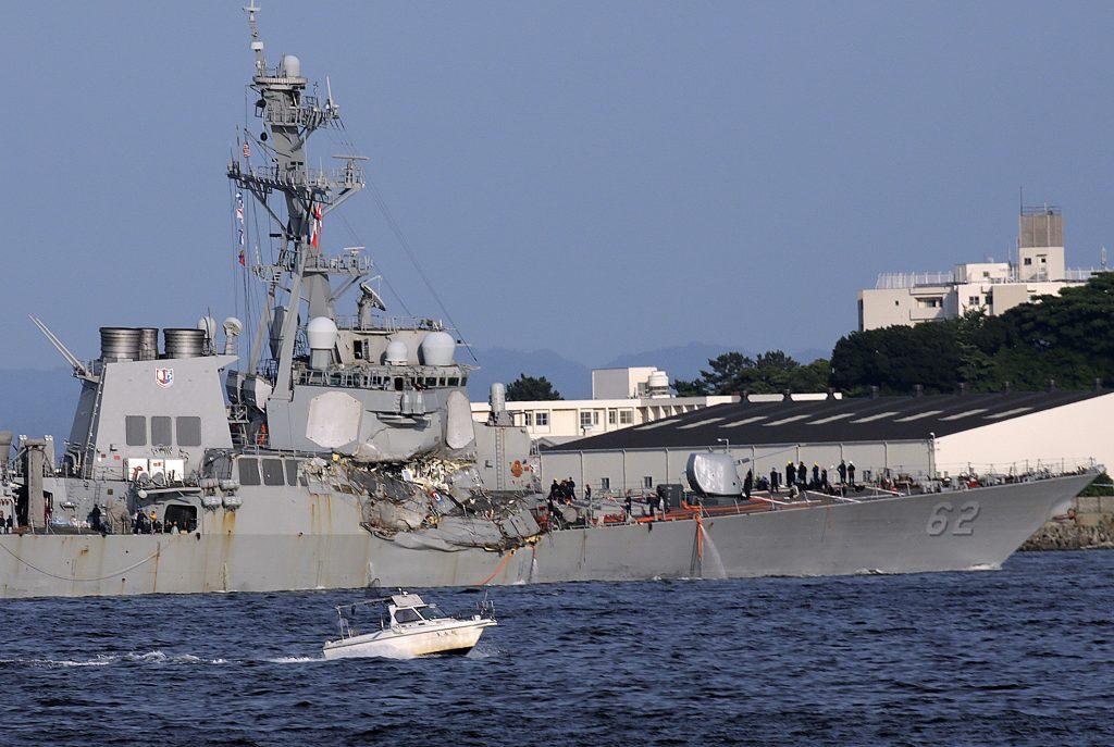 Navy Sailors, Tough Call, Seal, Flooding, Ship Compartments