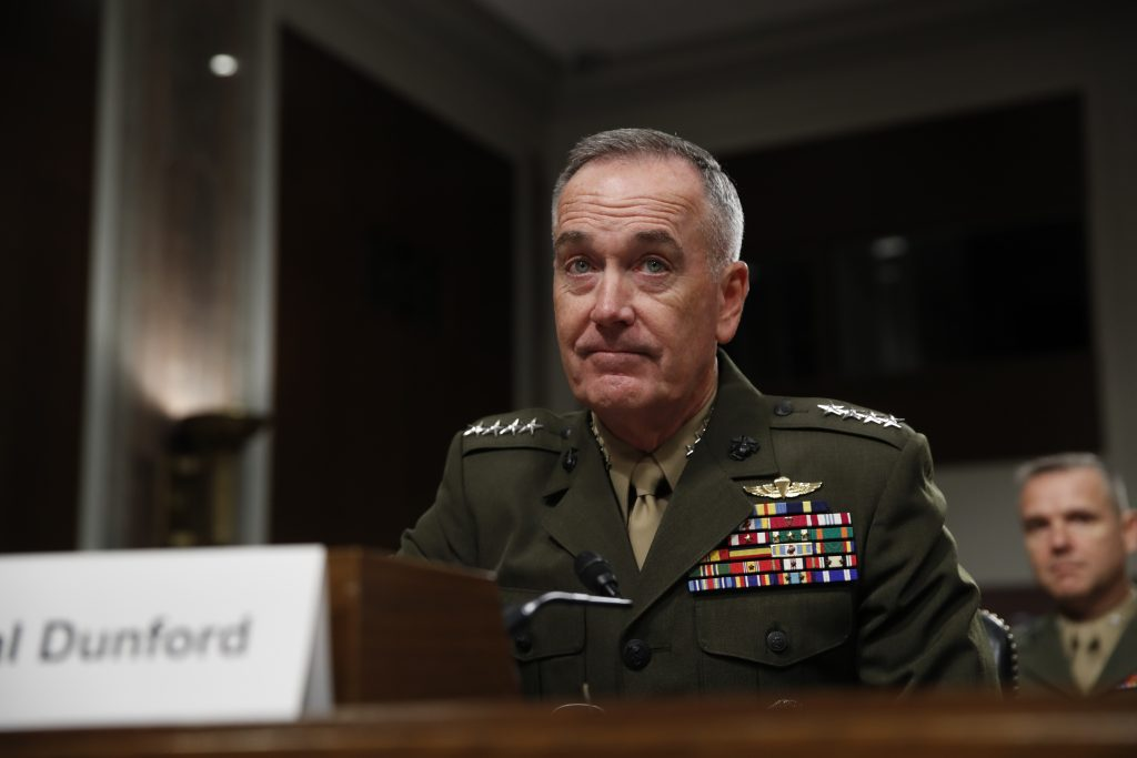 General, U.S., Moscow, Delicate Talks, Syria, Tensions