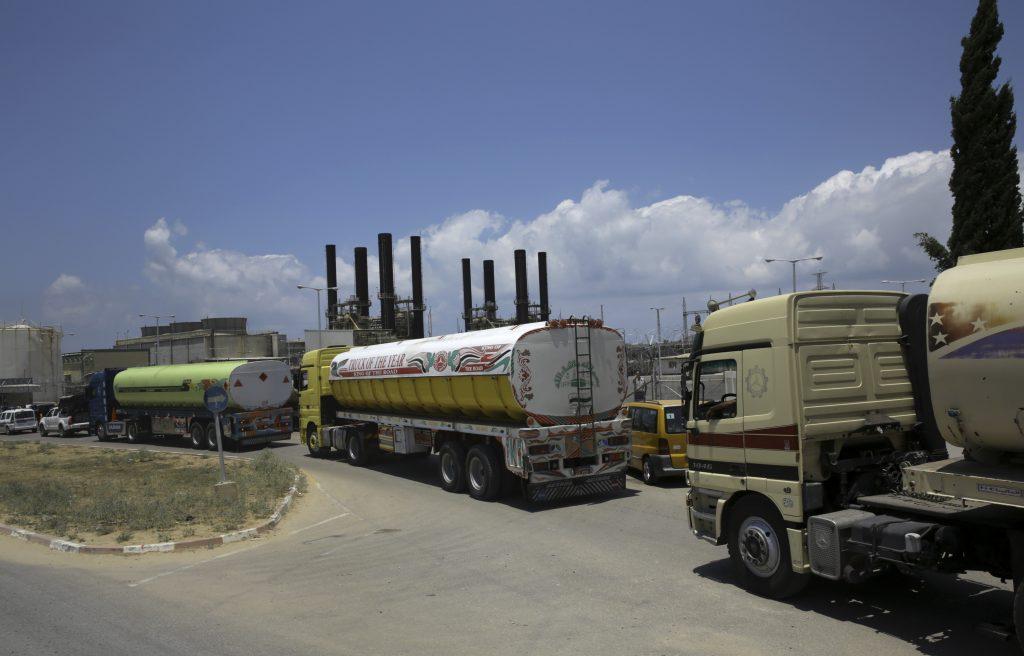 Gaza, Power Plant, Back On, Help, Alliance, Old Foes