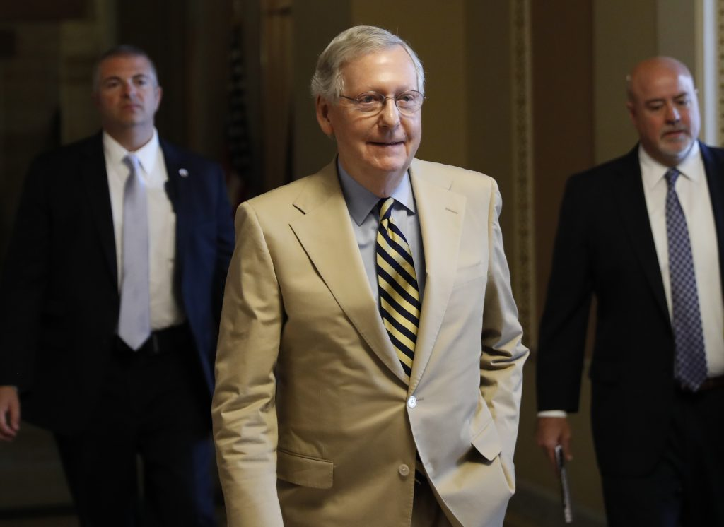 GOP Leaders, Add, Penalty, Lapsed, Coverage, Health Bill