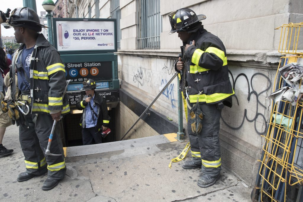 New York City, Subway, Derailment, Outage, Delays