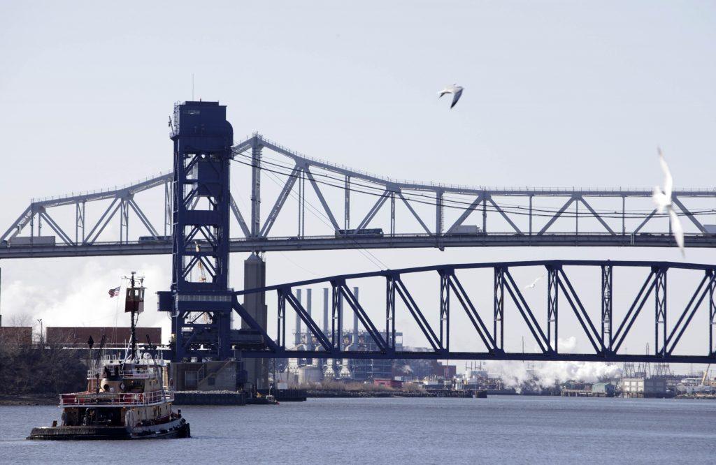 Goethals, Bridge