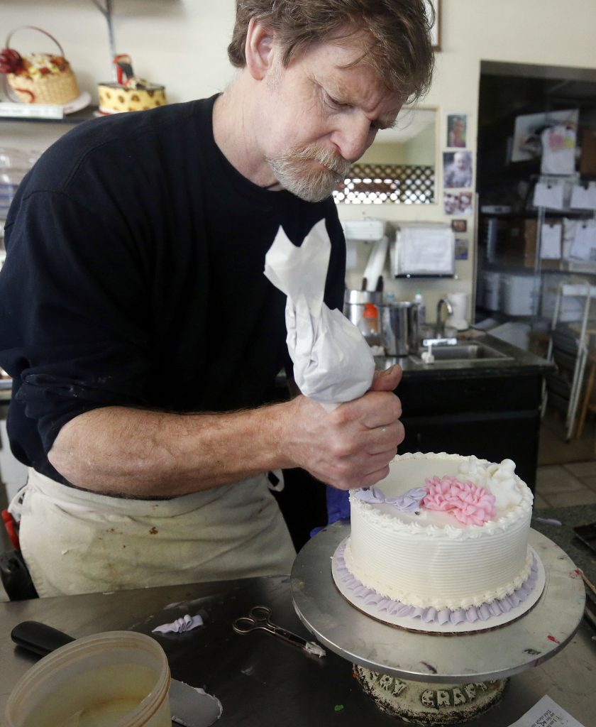 Colorado cake, Supreme Court