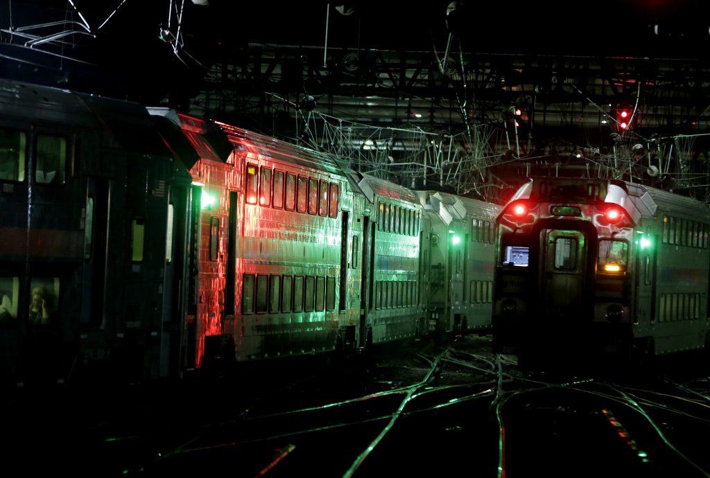 Penn Station, Amtrak