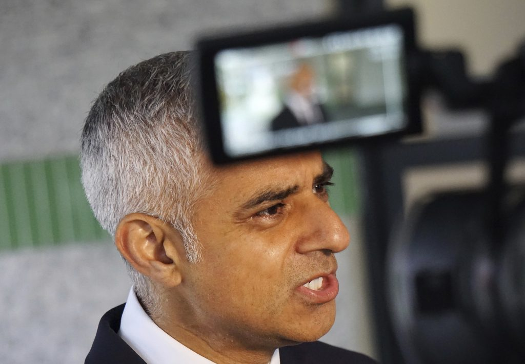 London, First Muslim Mayor, Cool, Calm and Collected, Terrorist Attacks