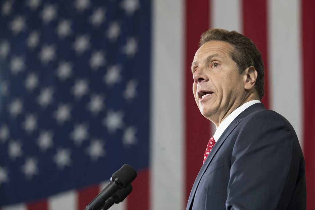 Cuomo, Teams Up, Pelosi, Take Out, NY, GOP Reps
