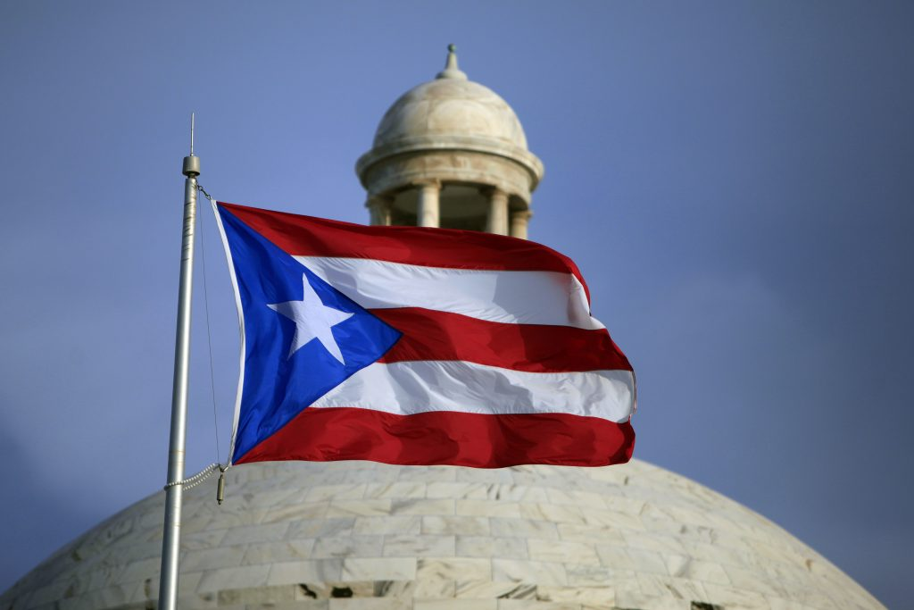 Puerto Rico, Votes, Statehood, Sunday, Fifth Time