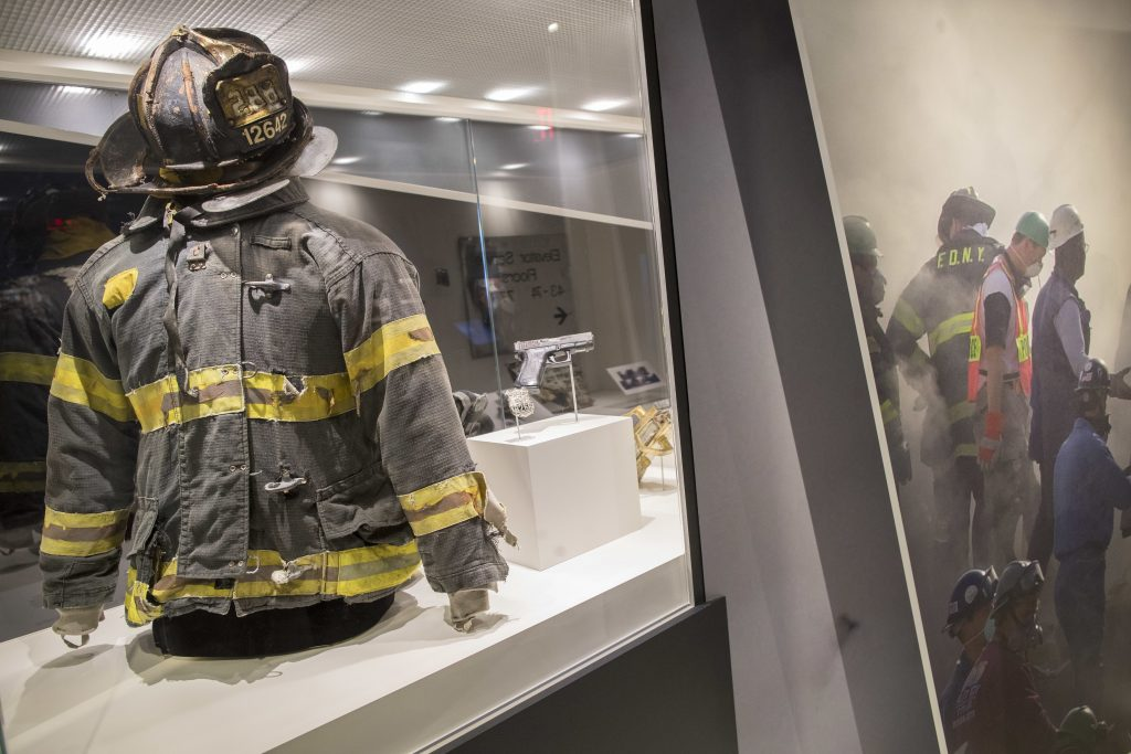 9/11 Tribute Museum, Expands, Space, Personal Stories