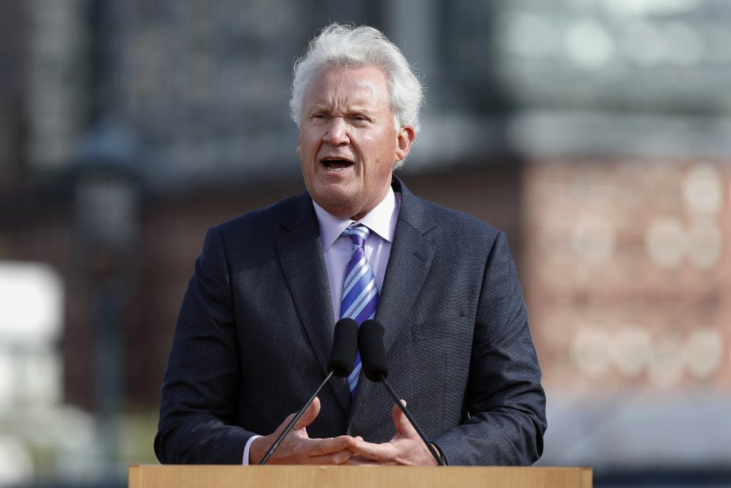 GE, Immelt, Flannery, CEO