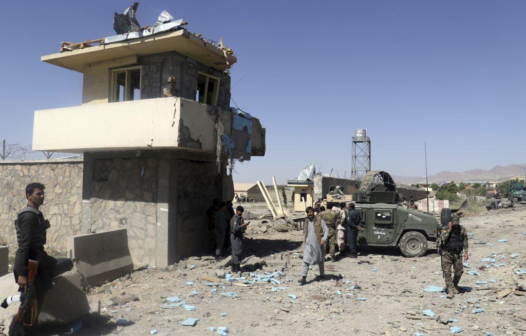 Taliban bomb
