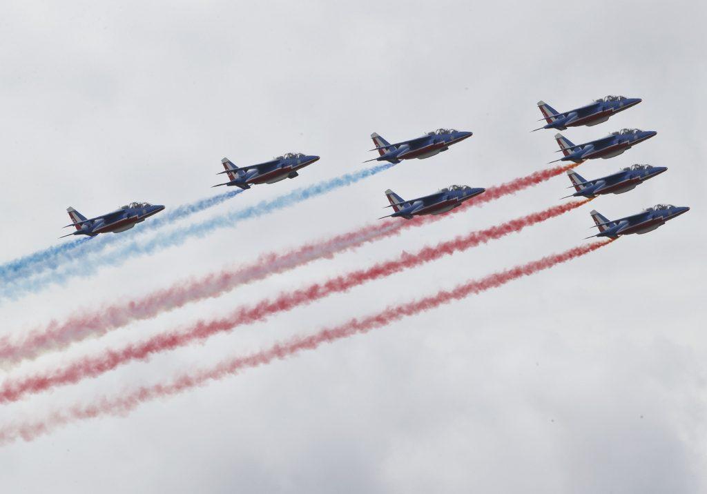 Paris Air Show, Israel, AIA, aerospace