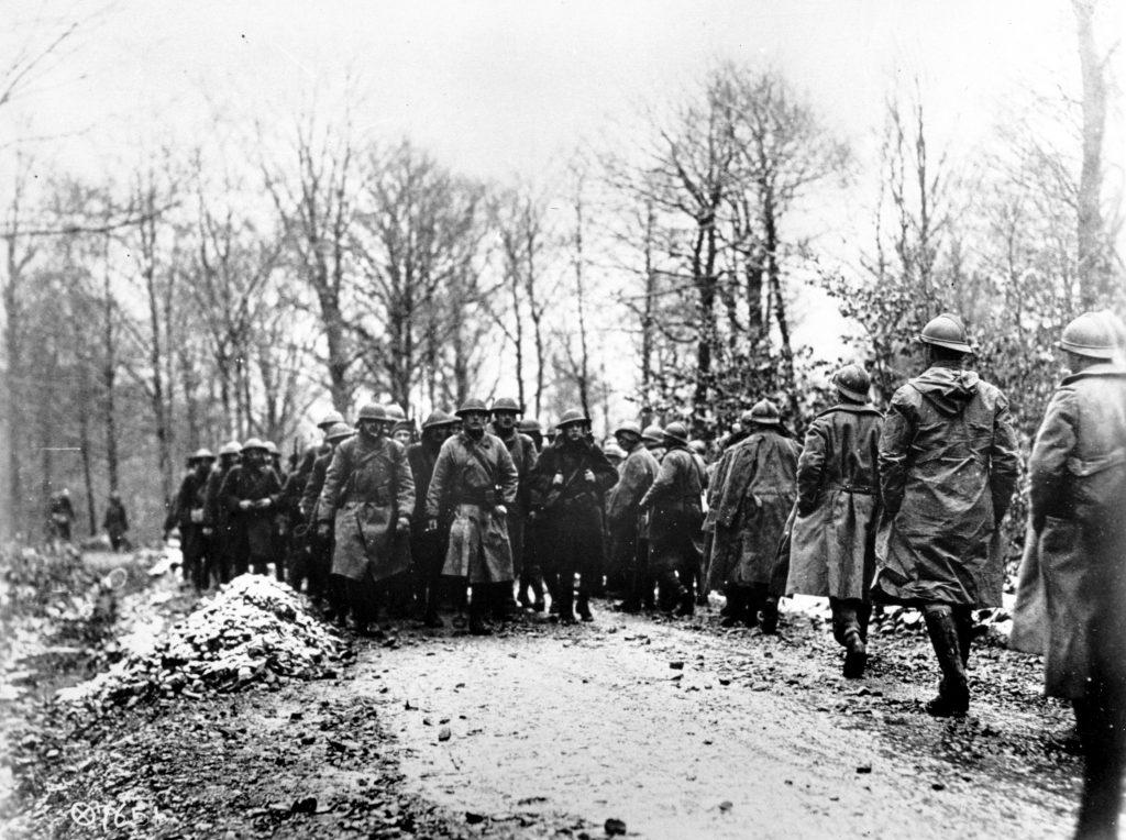 Trump France World War I, Macron