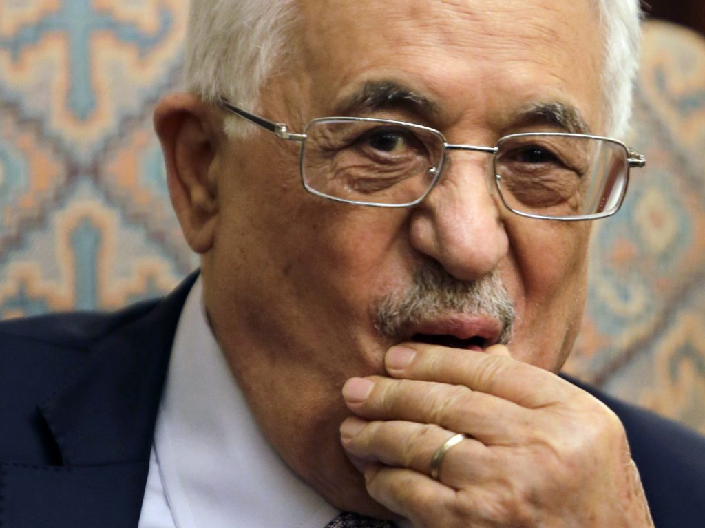 Official, Abbas, Monthly Stipends, Hamas Ex-Inmates