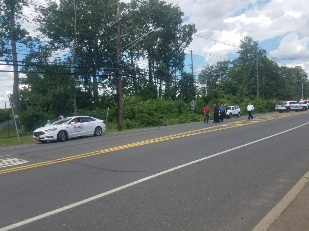 Monsey crash