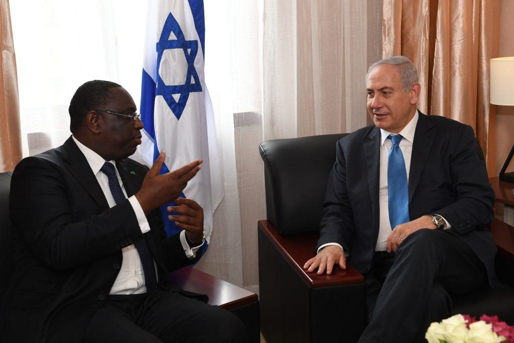 Israel Senegal