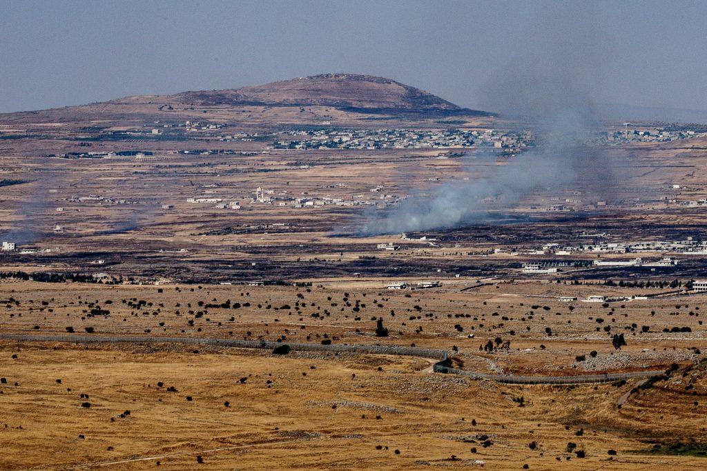 Israel Syria, Golan