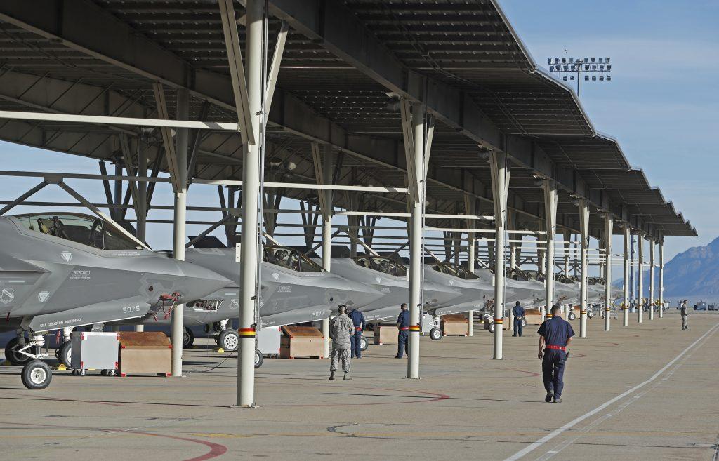 F-35 Jets, Grounded Indefinitely, U.S. Air Force, base, Arizona