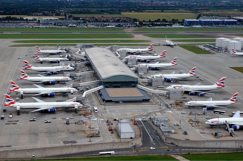 Heathrow, El Al, Most Polluting, Airline