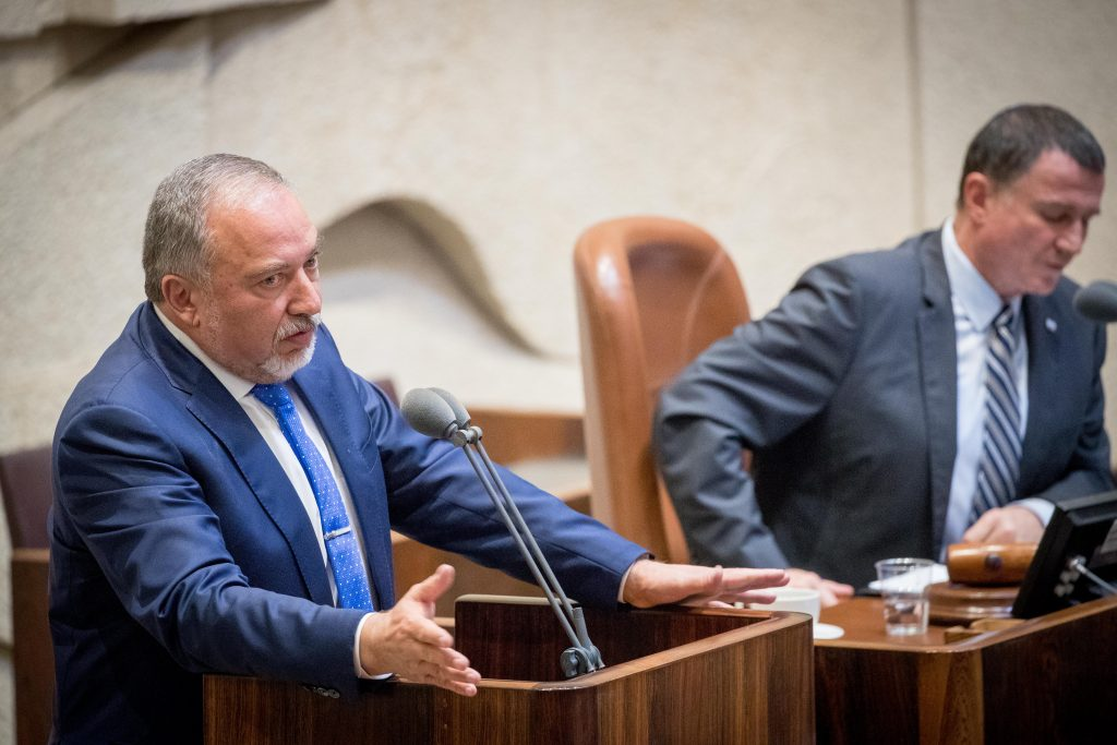 Liberman, Demands, Red Cross, Access, Israelis, Held by Hamas