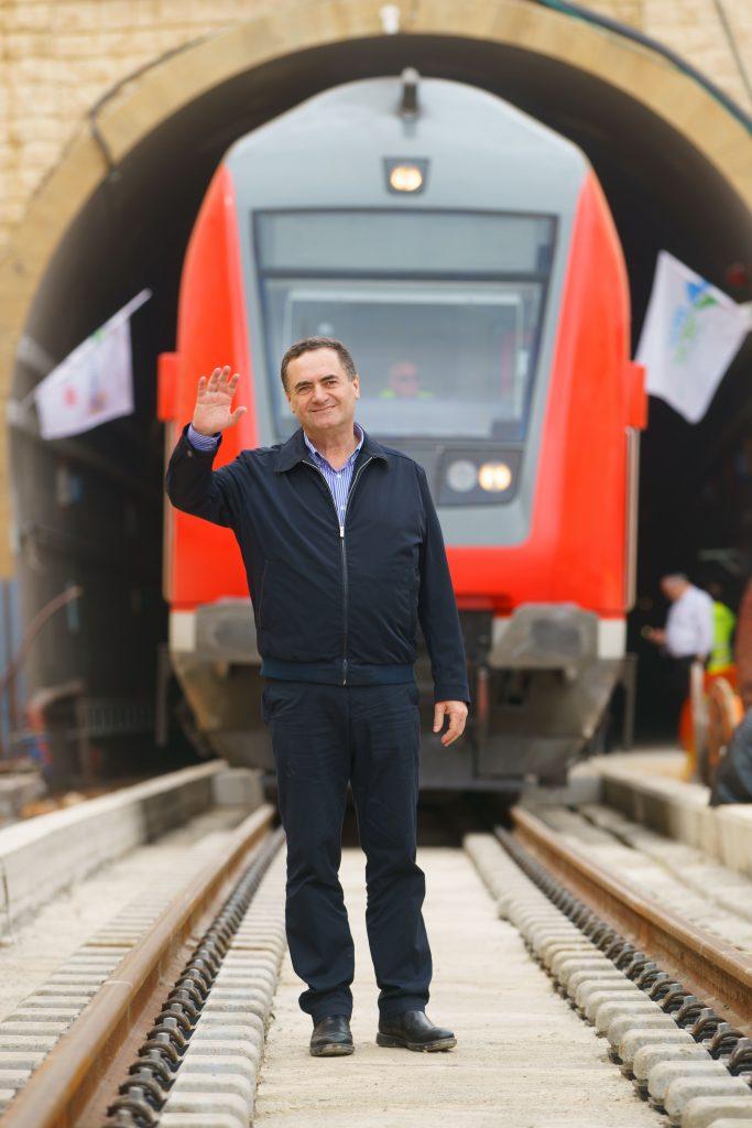 Israel, Railways, Vision, 2040, Trains, Tracks, Stations