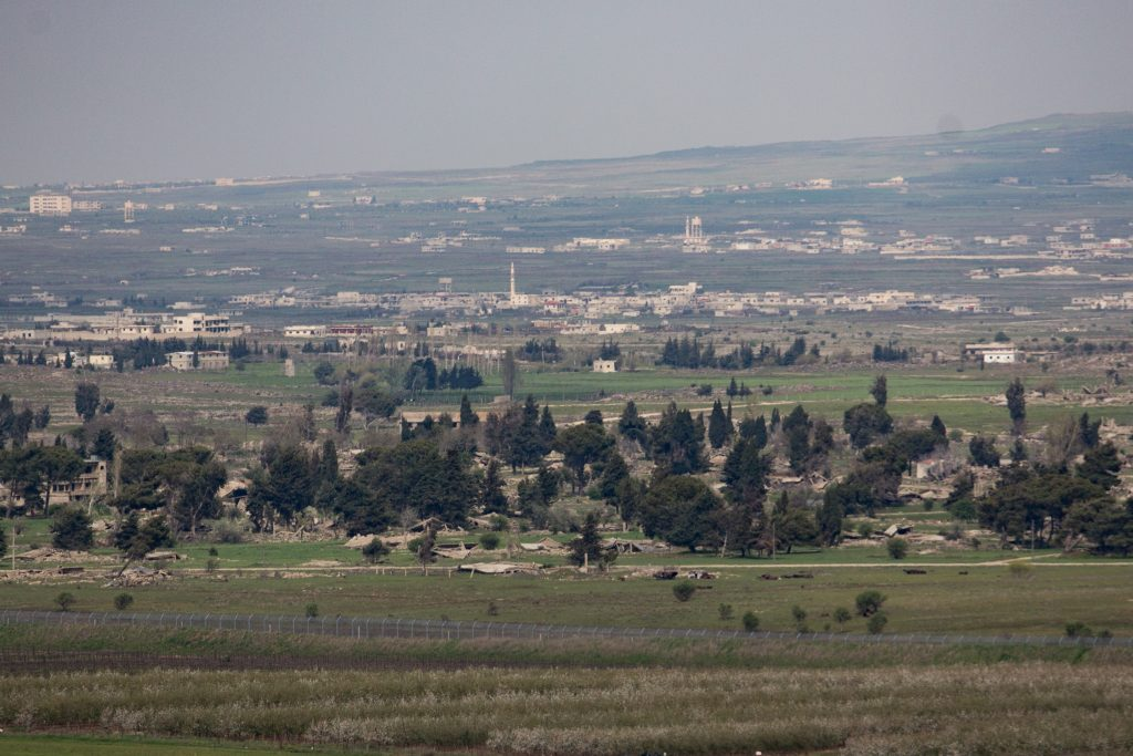 Report, Israel, Secretly, Aiding, Syrian Rebels