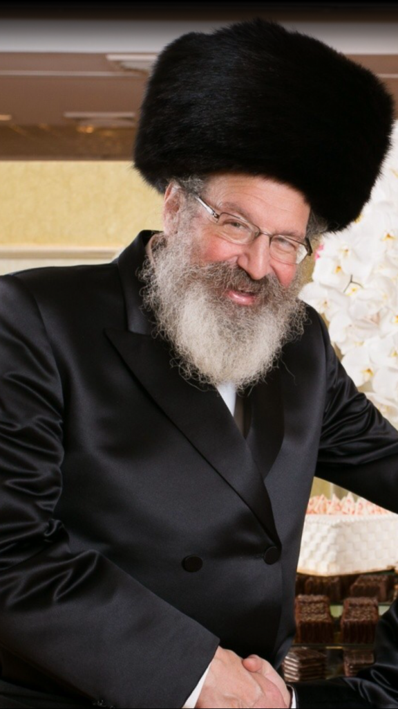 """Reb Dovid Yitzchok Wallk, Z""""l"""