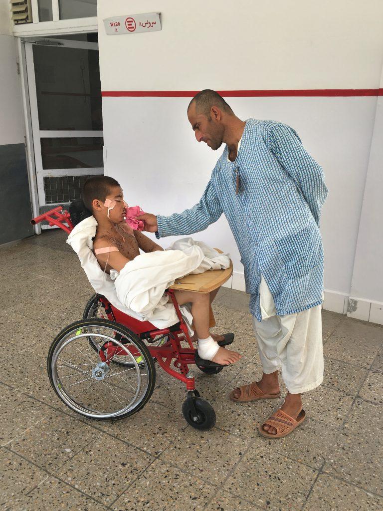 kabul hospital