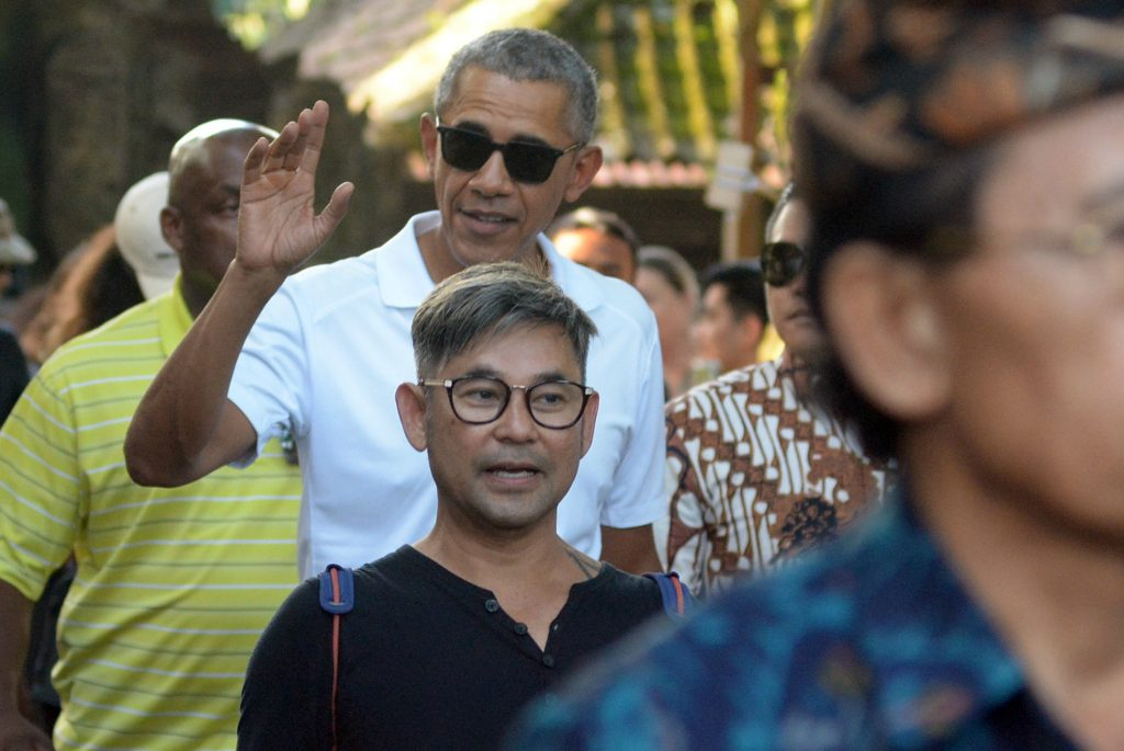 Obama, Returns, Indonesia, Family, Vacation