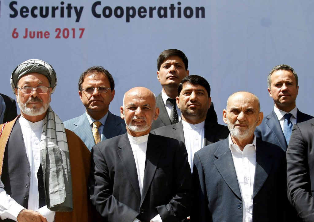 Afghan, Peace Conference, Opens, Kabul, Deadliest Attack in Years