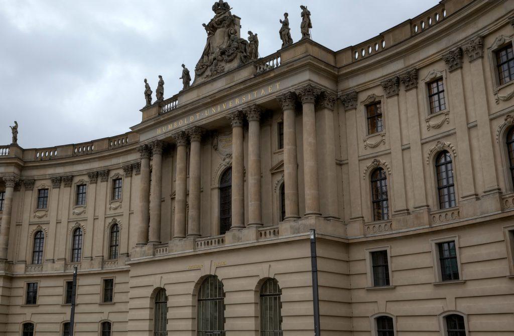 BDS, Activists, Disrupt, MK, Talk, German University